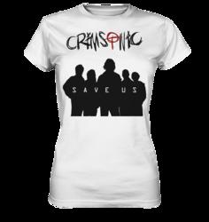 Crimsonic - Save Us - T-Shirt