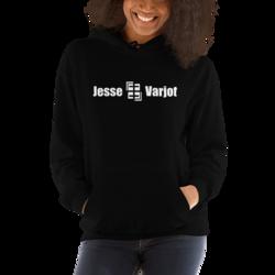 Jesse & Varjot - Logo - College Hoodie