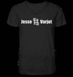 Jesse & Varjot - Logo - V-neck t-shirts