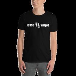 Jesse & Varjot - Logo - T-Paita