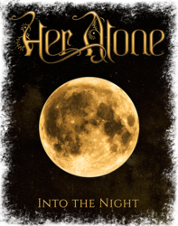Her Alone - Into The Night - Tote Bag