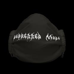 Depressed Mode - Premium Face Mask