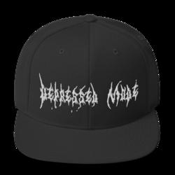 Depressed Mode - Snapback cap