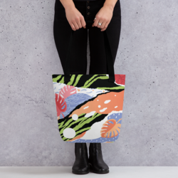 Tote Bags - All Over Printed Collection - 200 pcs