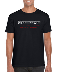 Mournful Lines - T-Shirt
