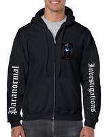 Paranormal Investigations Group - Zipper Hoodie