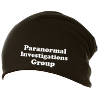 Paranormal Investigations Group - Beanie