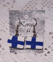 Suomenlippukorvakorut