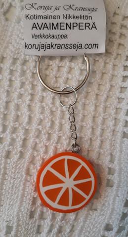 Appelsiiniavaimenperä