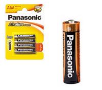 Panasonic Alkadi paristo R03 AAA 4kpl/pkt 12 pkt 1,29€ pkt