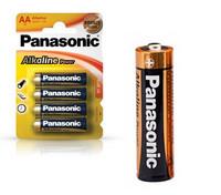 Panasonic Alkadi paristo LR6 AA 4kpl/pkt 12 pkt 1,29€ pkt