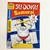 Sudoku Samurai nr 6 10 kpl 0,79€ kpl (Ovh hinta 3,90€)