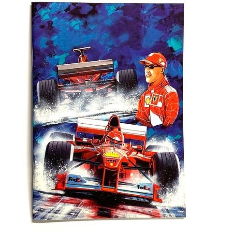 Formula vihko Ferrari 25 kpl 0,49€ kpl