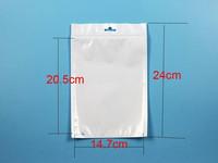 Pakkauspussi tuotemyyntiin koko 24x15cm 100 kpl 0,19€ kpl.