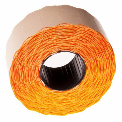 Hinnoitteluetiketti Oranssi 4rullaa 1,09€ rulla