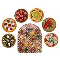 Magneetti Pizza 16kpl 0,40€ kpl