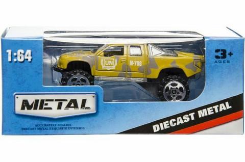 Avolava-auto Off road metallia lajitelma 36kpl 1,49€ kpl