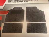 Auton mattosarja 2kpl 5,00€ sarja ovh 19,90€ sarja