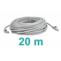 Lan verkkokaapeli 20 metriä 2,90€