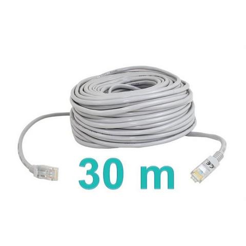 Lan verkkokaapeli 30 metriä 3,90€