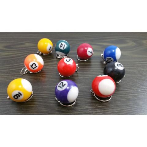 Avaimenperä Biljardipallo 12 kpl 0,59€ kpl