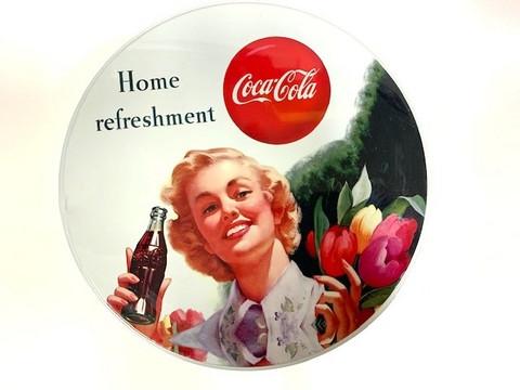 Coca Cola purkki pyöreä 10 kpl 2,90€ kpl ovh 12,90€