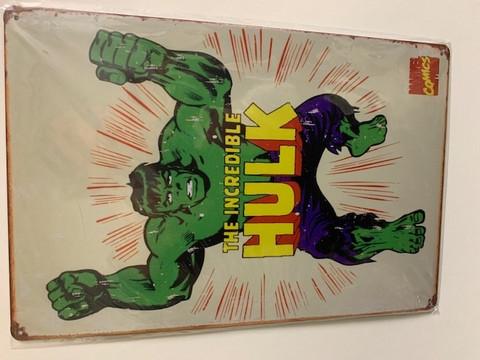 Nostalgisia sarjakuva hahmojen peltikylttejä 18 kpl 2,50€ kpl