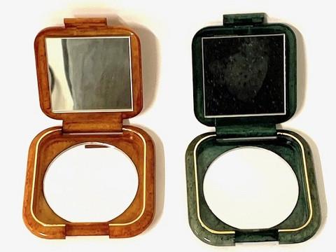 Meikki peili kulta 5 kpl 0,60€ kpl