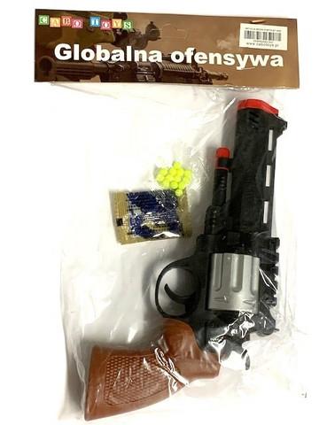 Iso Colt pistooli kuulapyssy 9kpl 1,49€ kpl