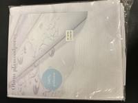 Valkoinen pöytäliina 5,90€