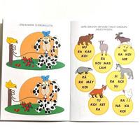 Lasten puuha ja tehtäväkirja Dalmatia koira 10 kpl 0,75€ kpl (ovh hinta 2,60€)