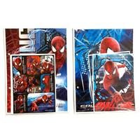 Spiderman välilehtiä 12 pkt 0,20€ pkt