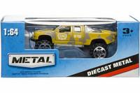 Avolava-auto Off road metallia lajitelma 6kpl 1,29€ kpl
