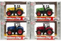 Traktori metallia 6kpl Ale-hinta 1,49€ kpl