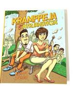 Sarjakuvakirja 16 kpl 0,50€ kpl
