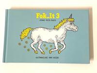 Vitsikirjoja Fok.It.3 22 kpl 0,40€ kpl