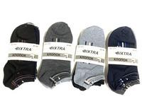 Miesten matalavarsi  sukka 24 paria 0,39€ pari