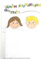Lasten 96 sivuinen askartelu ja puuhakirja 5 kpl 1,29€ kpl
