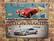 Nostalgisia autoja peltitauluissa 23kpl 2,50€ kpl.