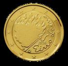 Suomi 2 € 2016 Eino Leino kullattu