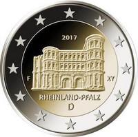 Saksa 2 € 2017 Rheinland-Pfalz