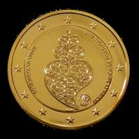 Portugali 2 € 2016 Olympialaiset Riossa kullattu