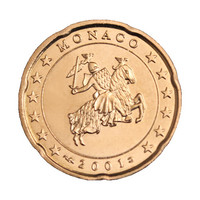 Monaco 20s 2002 Sinetti UNC