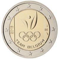 Belgia 2 € 2016 Olympics in Rio