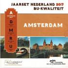 Alankomaat 2017 BU rahasarja Amsterdam
