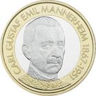 Suomi 5 € 2017 Suomen Presidentit - C.G.E Mannerheim