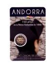Andorra 2 € 2016 New Reform 150 vuotta BU