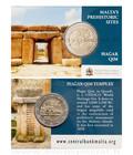 Malta 2 € 2017 Hagar Qim coincard