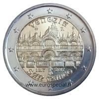 Italia 2 € 2017 San Marco - Venezia