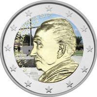 Kreikka 2 € 2017 Nikos Kazantzakis väritetty
